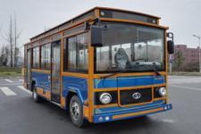 蜀都牌CDK6701CED5型城市客车