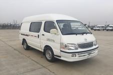 开沃牌NJL5031XXYBEV3型纯电动厢式运输车图片
