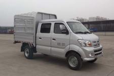 王牌牌CDW5020CCYS5M5Q型仓栅式运输车