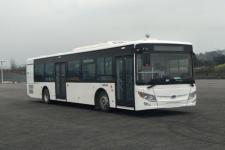 开沃牌NJL6129HEVN4型插电式混合动力城市客车图片
