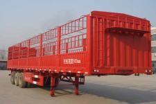 斯派菲勒牌GJC9403CCY型仓栅式运输半挂车