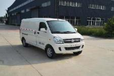 北京牌BJ5020XXY1Z433BEV型纯电动厢式运输车