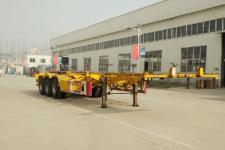 财富牌MCF9402TJZ型集装箱运输半挂车图片