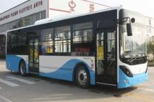 12米|24-42座飞燕纯电动城市客车(SDL6125EVG3)