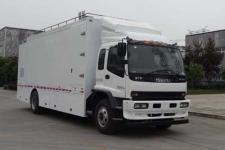 圣路牌SLT5140XSPF2S型审判车
