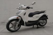 乐士牌LS50QT-2C型两轮轻便摩托车图片