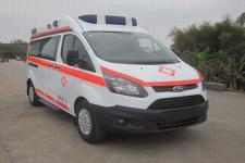 上元牌GDY5032XJHD型救护车