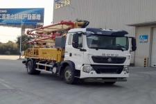 XZJ5200THBZ型徐工牌混凝土泵车图片