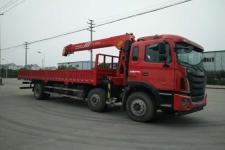 江淮牌HFC5251JSQYP2K2D52V型随车起重运输车