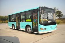 海格牌KLQ6850GAHEVE5K型插电式混合动力城市客车