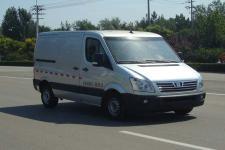 中通牌LCK5042XXYEV5型纯电动厢式运输车图片