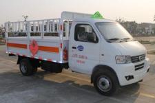 程力威牌CLW5035TQP5型气瓶运输车