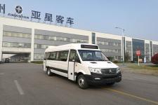亚星牌YBL6810GBEV型纯电动城市客车图片