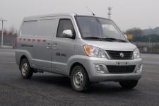 东风牌EQ5023XXYPBEVC型纯电动封闭货车图片