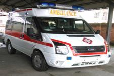 南风牌NF5035XJHA型救护车