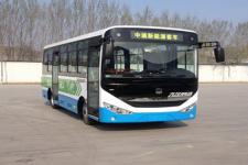 中通牌LCK6721EVGA型纯电动城市客车