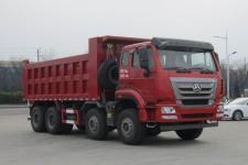 豪瀚牌ZZ3315N286WE1型自卸汽车