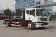 程力威牌CLW5162ZXXD5型车厢可卸式垃圾车