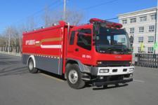 中卓时代牌ZXF5140TXFGQ80型供气消防车
