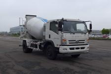 南骏牌CNJ5160GJBQPB37V型混凝土搅拌运输车