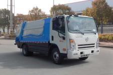 大运牌CGC5074ZYSBEV1NBLJFAGK型纯电动压缩式垃圾车图片