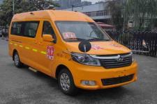 长安牌SC6520XA1G5型幼儿专用校车图片