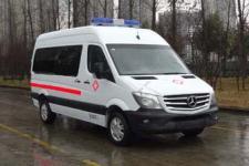 圣路牌SLT5045XJHEH1S型救护车