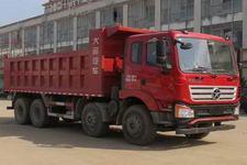 大运牌DYQ3311D5FB型自卸汽车图片
