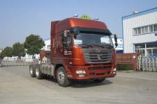 集瑞联合牌QCC4252D654W-4型危险品牵引汽车