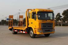 路路骏华牌JQ5160TPB型平板运输车图片