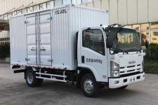 庆铃牌QL5043XXYA7HAJ型厢式运输车图片