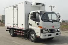 云海牌KK5081XLC01型冷藏车