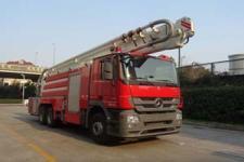 金猴牌SXT5313JXFJP40型举高喷射消防车图片