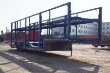 皖骏牌JLQ9220TCC型乘用车辆运输半挂车图片