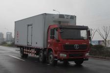 陕汽牌SX5250XLCLA9型冷藏车图片
