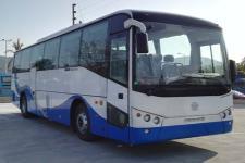 广通牌GTQ6118BEVH8型纯电动客车图片