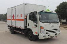 东风国五4米2爆破器材运输车