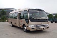 安凯牌HFF6803KEVB型纯电动客车