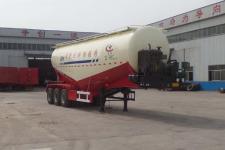 梁郓牌SLY9380GFL型中密度粉粒物料运输半挂车图片