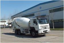 森源牌SMQ5251GJBZ43型混凝土搅拌运输车图片