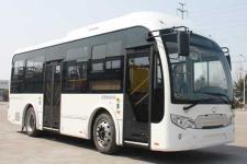 飞燕牌SDL6837EVG型纯电动城市客车