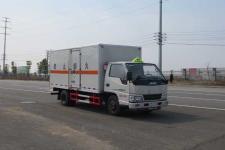 江特牌JDF5040XZWJ5型杂项危险物品厢式运输车