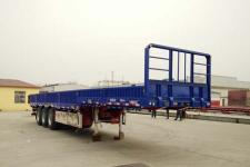 郓腾12米33.5吨3轴栏板半挂车(HJM9400E)