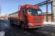 解放牌CA1250P66K24L5T1E5型平头柴油载货汽车图片