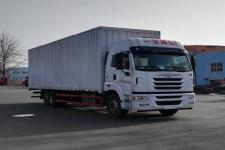 解放牌CA5251XXYP2K2L7T2E5A80型厢式运输车图片
