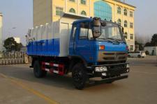 天威缘牌TWY5161ZDJE5型压缩式对接垃圾车