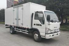 庆铃牌QL5071XXYA6KAJ型厢式运输车图片