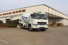 星马牌AH5253GJB2L5型混凝土搅拌运输车