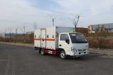 江特牌JDF5030XFWNJ5型腐蚀性物品厢式运输车