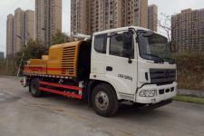 三一牌SYM5133THBE型车载式混凝土泵车